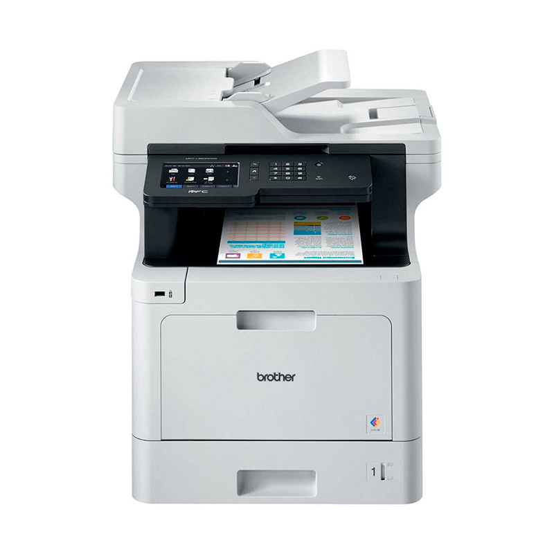 MULTIFUNCIONAL BROTHER MFC-L8900CDW COLOR